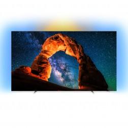 Lcd Oled 65 Philips 65oled803 4k Uhd Ambilight 3 Smart Tv Quad Core