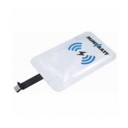 Adaptador Carga Inalámbrica Minibatt Mb-Card-Usb B
