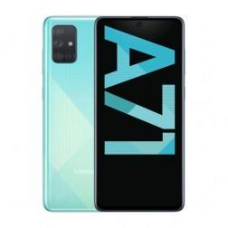 """Movil Samsung Galaxy A71 6.7"""" 6gb 128gb 4 Camaras Azul"""