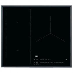 Placa Induccion Aeg Ike63471fb 3f 60cm Biselada