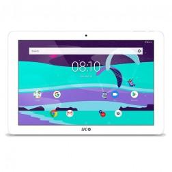 "Tablet 10.1"" Spc Gravity Max 16gb 128gb Micro Sd Android 8.1 Blanca"