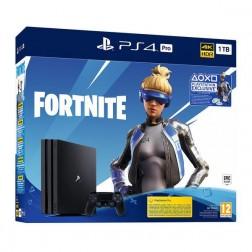 Consola Sony Ps4 Pro + Voucher Fortnite 2019