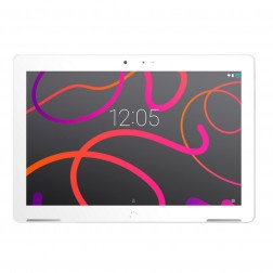 "Tablet Bq Aquaris M10 10,1"" Ips Hd 2gb Ram 32gb Blanca"