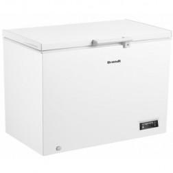 Congelador H Brandt Bfk734ysw 96cm Blanco A+
