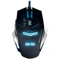 Raton Gaming Bluestork Bs-Gm-Kult3 Iluminado