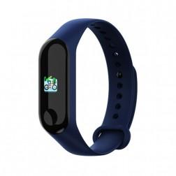 Pulsera Fitness Brigmton Bsport-B2-A Bluetooth Pulsometro Azul