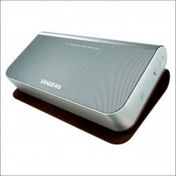 Altavoz Port. Sangean BTS101 Bluetooth NFC Rojo