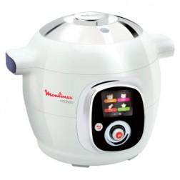 Robot Cocina Moulinex Ce704110 Cookeo 6l 100 Recet