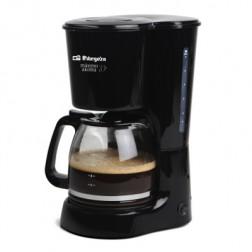 Cafetera De Goteo Orbegozo Cg4024 15t Negra