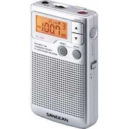 Radio Am-Fm Digital Sangean Dt-250