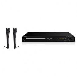 Dvd Sunstech Dvpmk770bk Karaoke 2 Microfonos