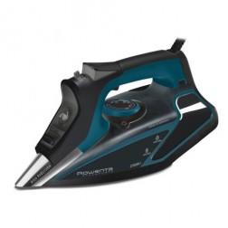 Plancha Vapor Rowenta Dw9214d1 Steamforce 2750w Negra/Azul