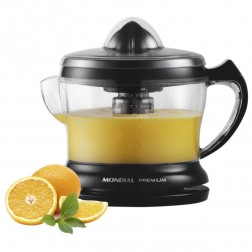 Exprimidor Mondial E02 Smart Day Premium Citrus Press 1.25l Negro