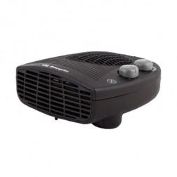 Calefactor Orbegozo Horizontal Fh5028 Negro