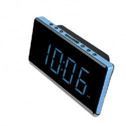 Radio Despertador Sunstech Frd28bl Azul