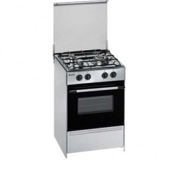 Cocina Gas Meireles G1530dvx But 3f 53.5cm Inox