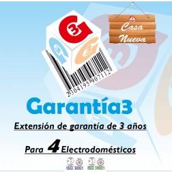 Garantia Ampliada G3cnpdes4500  ( Valor Max 1500)