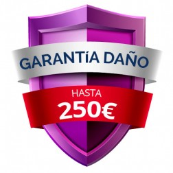 Garantia Daño Accidental 1 Año G3ces250 (Max 250€)