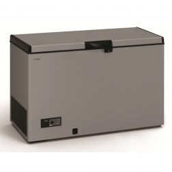 Congelador H Hyundai Hych349l133s 86x133cm 349l Silver A+