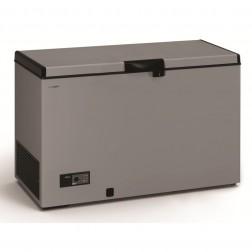 Congelador H Hyundai Hych349l133se 133cm 349l Silver F/A+