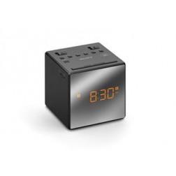 Radio Reloj Sony Icfc1tb.Ced 2 Alarmas Negro