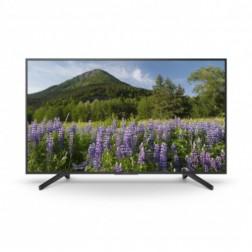 Tv 49 Sony Kd49xf7096 4k Hdr X-Reality Pro Youtube Wifi