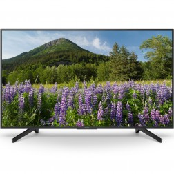 Tv 65 Sony Kd65xf7096 4k Hdr X-Reality Pro Youtube Wifi