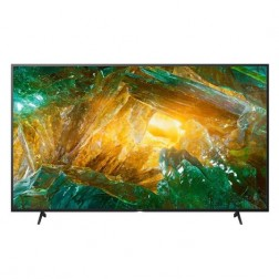 Tv 85 Sony Kd85xh8096 4k Hdr X-Reality Pro Processor X1, Android Tv
