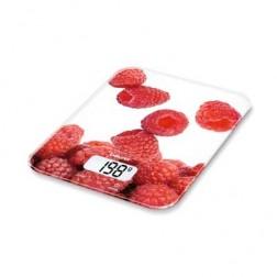 Balanza Cocina Beurer Ks19 5kg Cristal Berry
