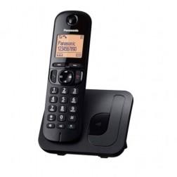 """Telefono Inal Panasonic Kx-Tgc210spb 1.6"""" Negro"""