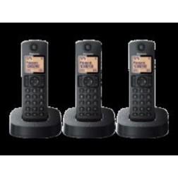 Telefono Inal Panasonic Kx-Tgc313spb Trio Negro