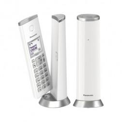 Teléfono Inal Panasonic Kx-Tgk212spw Premium Blan