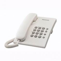Telefono Sobremesa Panasonic Kx-Ts500exw Blanco