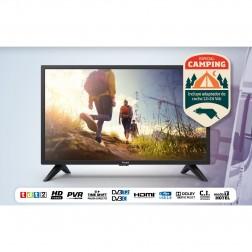 Tv 24 Engel Le2462 Hd Ready Tdt2 Adaptador Coche 12/24v.