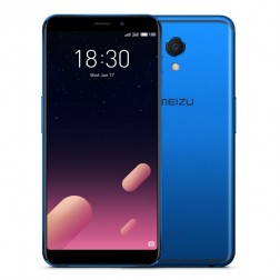 "Movil Meizu M6s 5,7"" 3gb 32gb  Azul"
