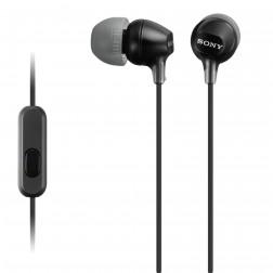 Auricular Boton Sony Mdrex15apb Con Micro