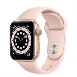 Apple Watch Series 6 Gps 40mm Gold Correa Rosa