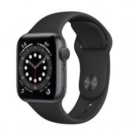 Apple Watch Series 6 Gps 40mm Space Grey Correa Negra