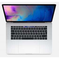 "Ordenador Portatil Apple Macbook Pro 15"" Core I7 16gb 256gb Ssd Silver"