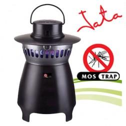 Atrapa Mosquitos Jata  Hogar Mt8 Negro