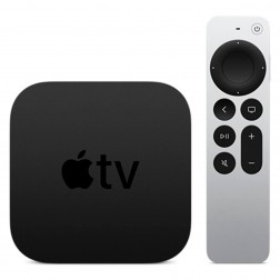 Reproductor Audio/Video Apple Tv 4k 32gb Negro (Mxgy2hy/A) 2021