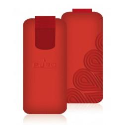 Funda Nabuk Ipod Nano 5g Roja
