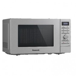 Microondas Grill 20l Panasonic Nn-J19ksmepg Inox