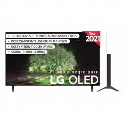 Tv 65 Lg Oled65a16la 4k Oled Procesador 4k A7 Gen4 Con Ai (G)