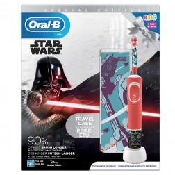 Cepillo Dental Braun Oral-B D100 Kids Star Wars + Estuche