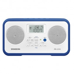 Radio Digital Estereo Sangean Prd-19