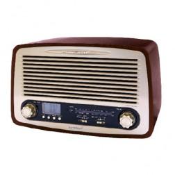 Radio Sobremesa Sunstech Rpr4000wd Retro