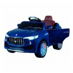 Coche Electrico Infantil Sabway Maserati Levante Azul