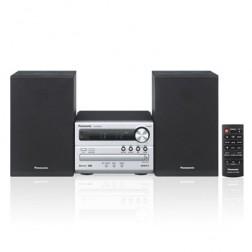 Micro Cadena Panasonic Sc-Pm250ec-S 20w Bluetooth