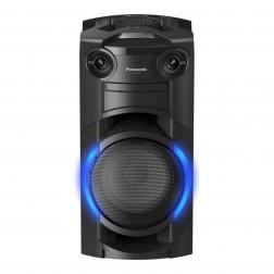 Altavoz Panasonic Sc-Tmax-10e-K 20cm Woofer Bluetooth Portatil